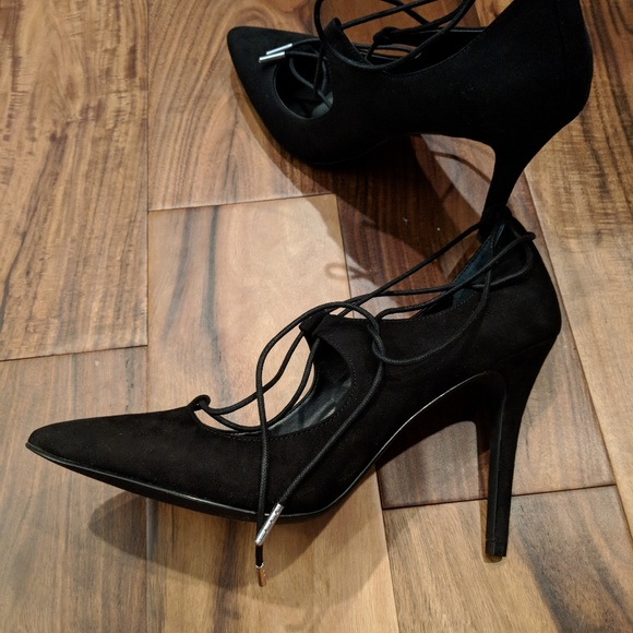 Charles David Shoes - Charles by Charles David black stilletos